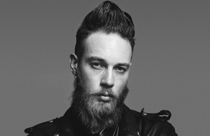 Rockabilly Quiff Texture and Separation Billy Huxley