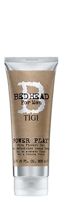 Bed Head For Men Power Play Gel