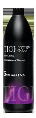 TIGI copyright©olour activator