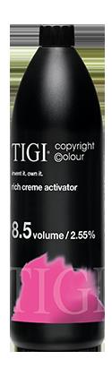 TIGI copyright©olour activator 8.5vol/2.55%