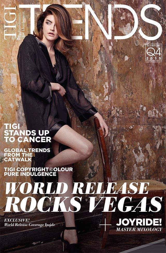 TIGI TRENDS Q4 2015